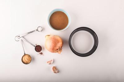 Ingredients satay sauce