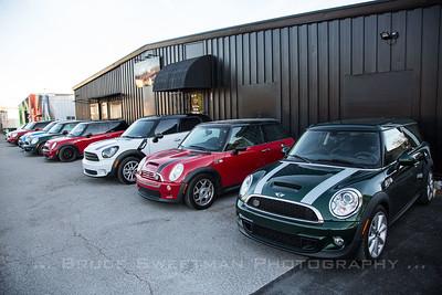 Cooper's Garage Opening