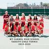 Varsity Girls Tennis (Title)