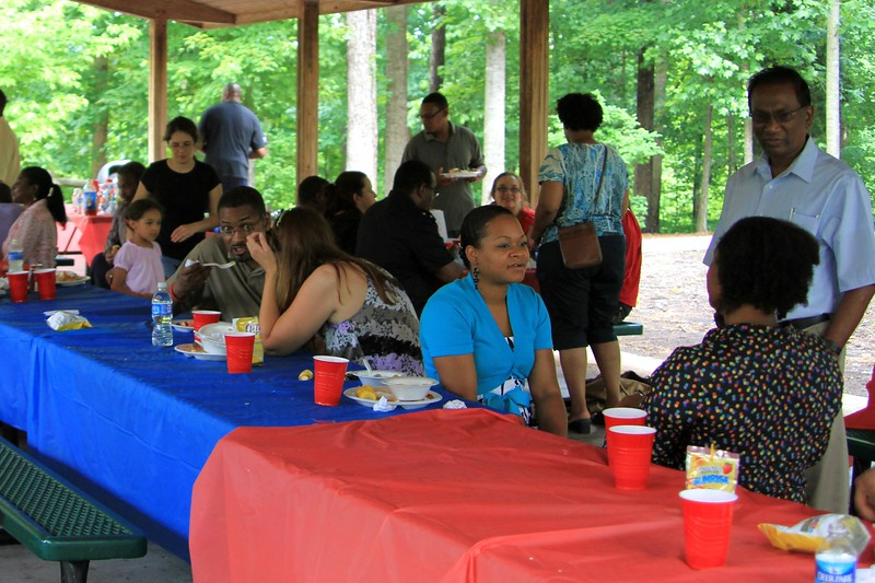 Grace LIFE Group Cookout 49