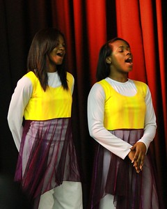 """""""Make A Joyful Noise Youth Ministry (MAJN) has been providing activities for youth since 1994. Through artistic expression, each child has an opportunity to feel valued and loved using drama, music, praise dancing and theatre to build their self-esteem. MAJN outreach supports 70 to 80 children.    http://www.majn.org"""