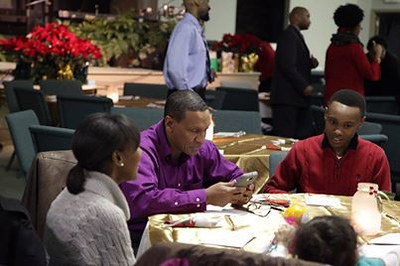 Grace 2014 Christmas Party- 001