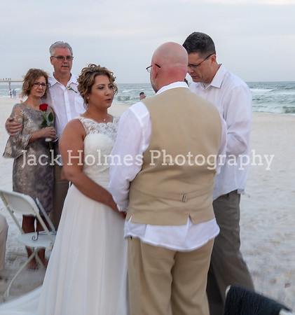 Wedding Orange Beach