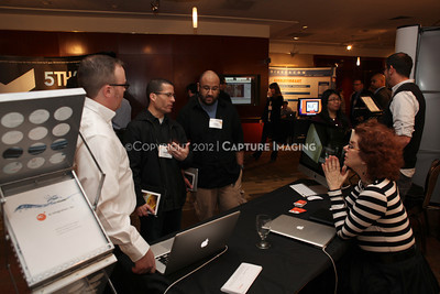 1202023-018        BEVERLY HILLS, CA - FEBRUARY 22: Createasphere's Digital Asset Management Conference held at the Beverly Hilton Hotel on February 22, 2012 in Beverly Hills, California. (Photo by Ryan Miller/Capture Imaging)