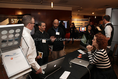 1202023-019        BEVERLY HILLS, CA - FEBRUARY 22: Createasphere's Digital Asset Management Conference held at the Beverly Hilton Hotel on February 22, 2012 in Beverly Hills, California. (Photo by Ryan Miller/Capture Imaging)