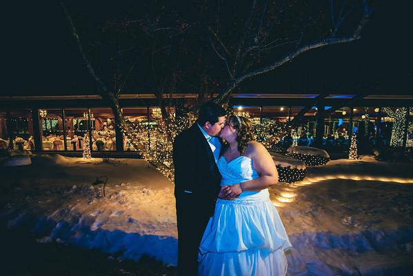 Cristy & Dan: {married}!