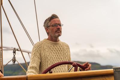 Steve, first mate