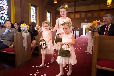 Katherine and Jeo wedding