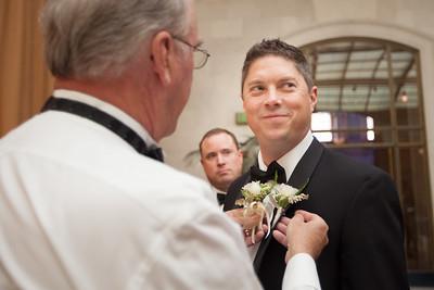 Lisa and Marshal wedding