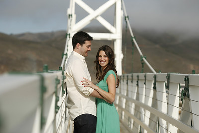Sarah and Bart Engagement, Oct. 14, 2012