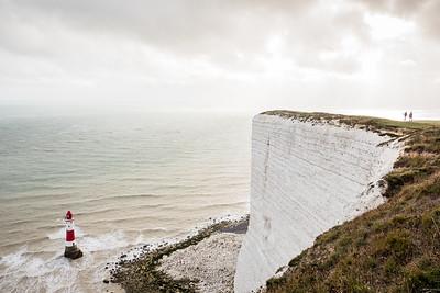 Beachy Head, English Coast