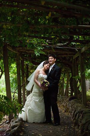 Cynthia Daryl Wedding