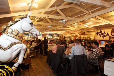 HCI 2010 Conference Dinner-Unicorn