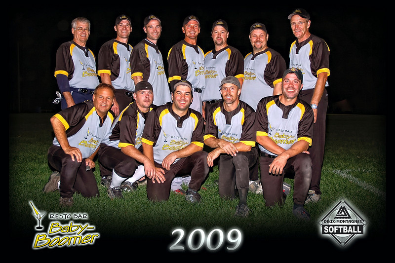 Team Baby Boomers 2009