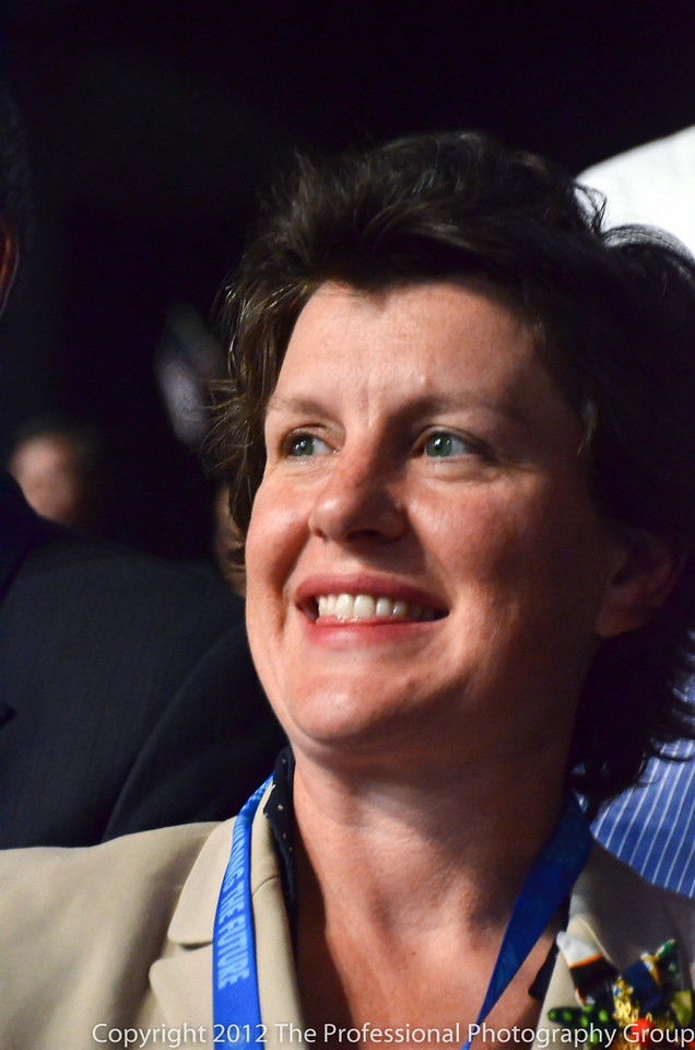 Stephanie Miner - Mayor of Syracuse, NY and Co-Chairman of NY Democratic delegation