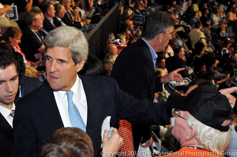 John Kerry - Former Presidential Candidate
