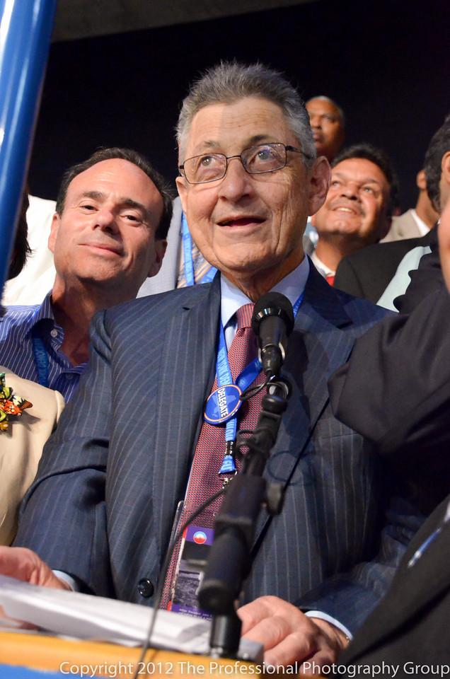Sheldon Silver - NY Assembly Speaker
