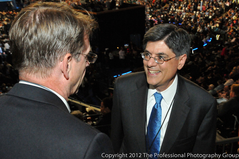 Jack Lew - Pres. Obama's Chief of Staff