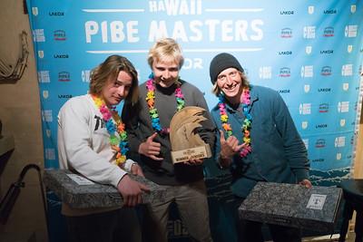 Pibemasters 2017