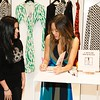 Diane von Furstenberg and Aimee Song Book Signing, The Grove, Los Angeles, America - 28 Oct 2016