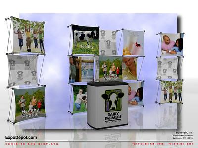 Dairy Council, Xpressions Xpress Custom Rendering 01 http://expodepot.com/xpressions-xpress-c-510.html
