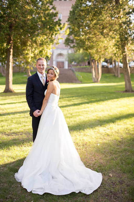 Dan and Shatera || Wedding