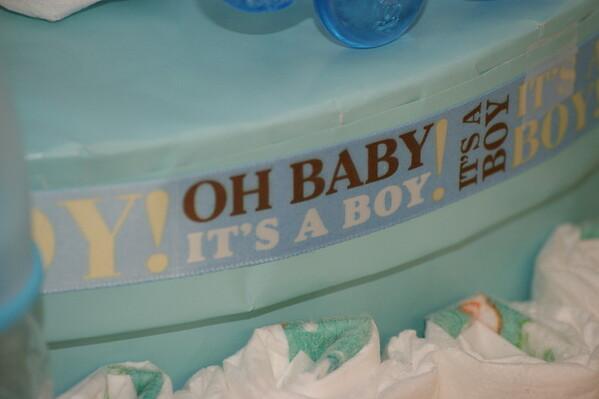 2011 Baby Shower