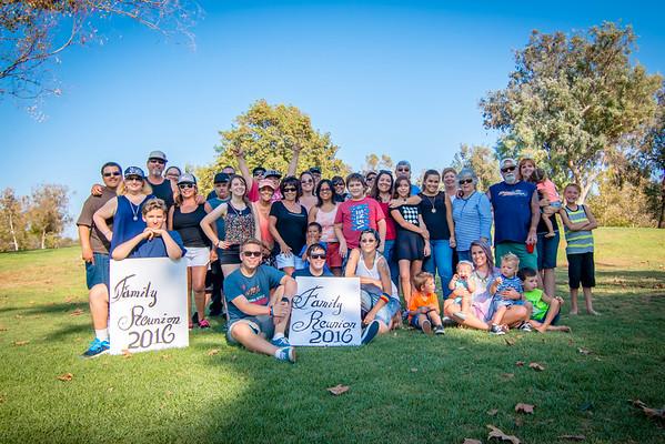 De La Fuente Family Reunion 2016