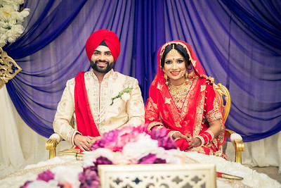 Deepika + Gurvinder Wedding