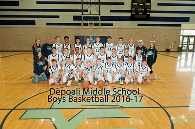 2016-17 Boys BBall