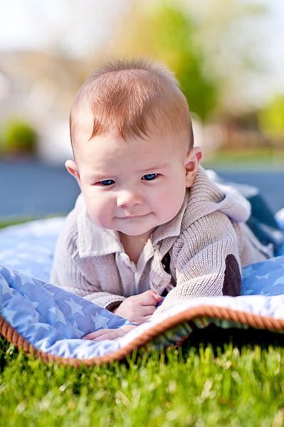 Derek - {6 months}