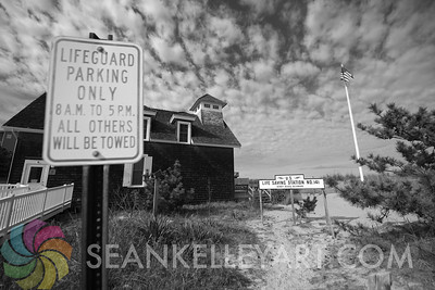 DEWEY LIFE SAVING STATION