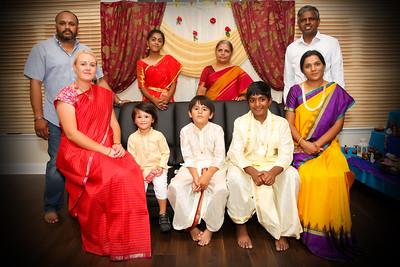 Dhoti Ceremony of Kids - Sukumar