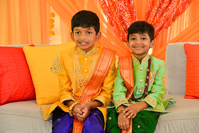 Dhoti Ceremony of Rithvik and Rishil