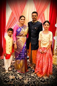 Dhoti and Saree Ceremony of Abhinav And Anvita
