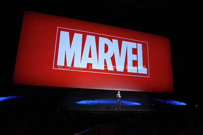 1204094-041     LAS VEGAS - APRIL 24: The Disney, DreamWorks, Marvel and Pixar Highlights Presentation during the 2012 CinemaCon Convention held at Caesars Palace on April 24, 2012 in Las Vegas, Nevada.  (Photo by Ryan Miller/Capture Imaging)