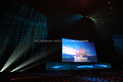 1204094-008     LAS VEGAS - APRIL 24: The Disney, DreamWorks, Marvel and Pixar Highlights Presentation during the 2012 CinemaCon Convention held at Caesars Palace on April 24, 2012 in Las Vegas, Nevada.  (Photo by Ryan Miller/Capture Imaging)