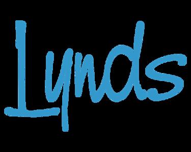 HighRes - LyndsLogoBlue