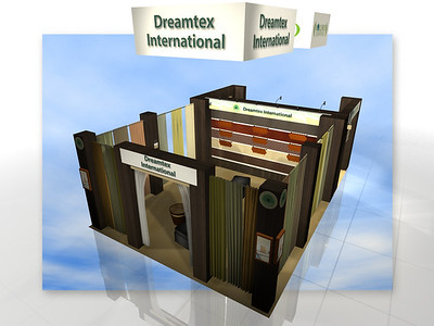 Dreamtex, 20x30 Custom Structure Rendering