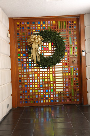 Chancelor Holiday Door