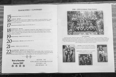 2019.03.02 - Dulcineas. Mukilteo District competition.