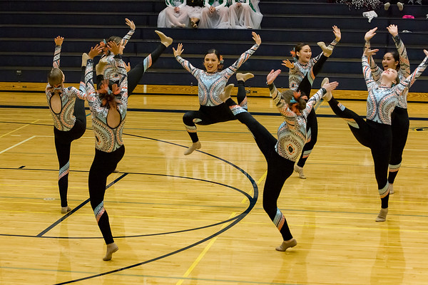Kick performance at Bellevue competition