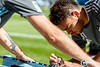 Minnesota United Open Training At Allianz Field - October 5, 2021