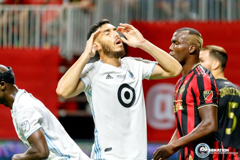 US Open Cup 2019:  Atlanta United vs Minnesota United - August 27, 2019
