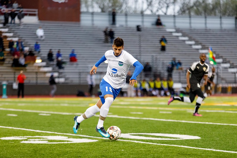 2018 Lamar Hunt U.S. Open Cup, First Round: Duluth FC vs Dakota Fusion FC - May 9, 2018