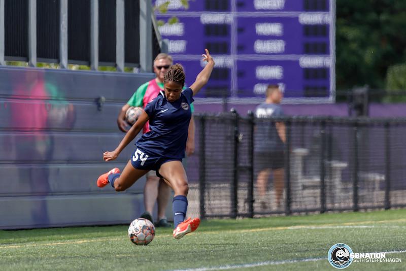 WPSL Central Region Semi-Final 2019:  Fire & Ice vs Utah Royals FC Reserves - July 13, 2019