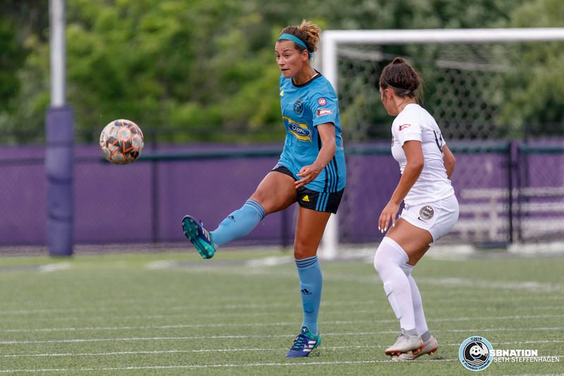 WPSL Central Region Final 2019:  Fortuna Tulsa vs Utah Royals FC Reserves - July 14, 2019