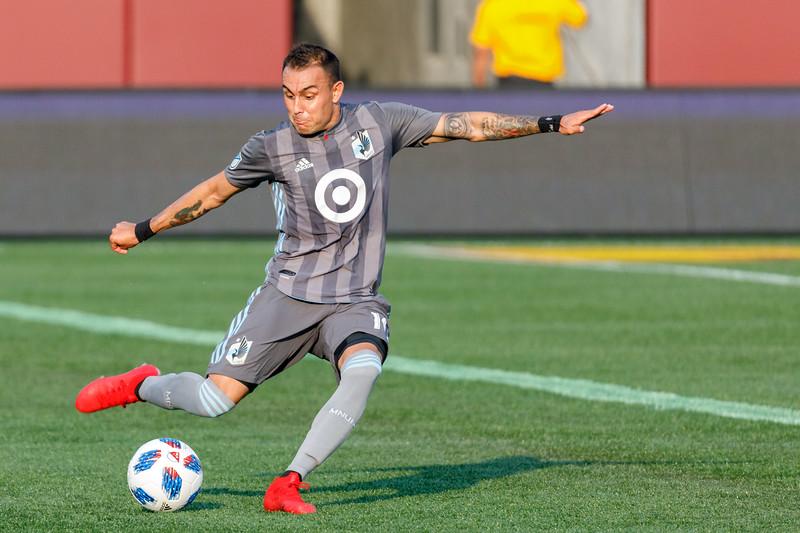 MLS 2018: Minnesota United vs Toronto FC - July 4, 2018