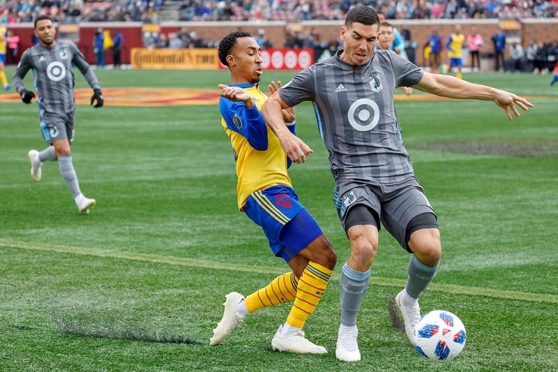MLS 2018: Minnesota United vs Colorado Rapids - October 13, 2018