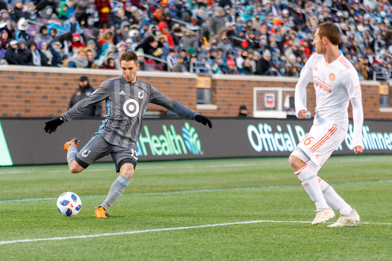 MLS 2018: Minnesota United vs Atlanta United - March 31, 2018